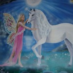 Fairytale murals