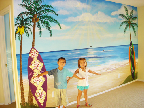 Children's-Beach-Mural