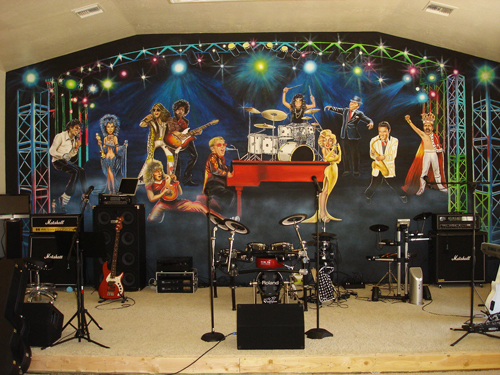 EntertainmentMurals