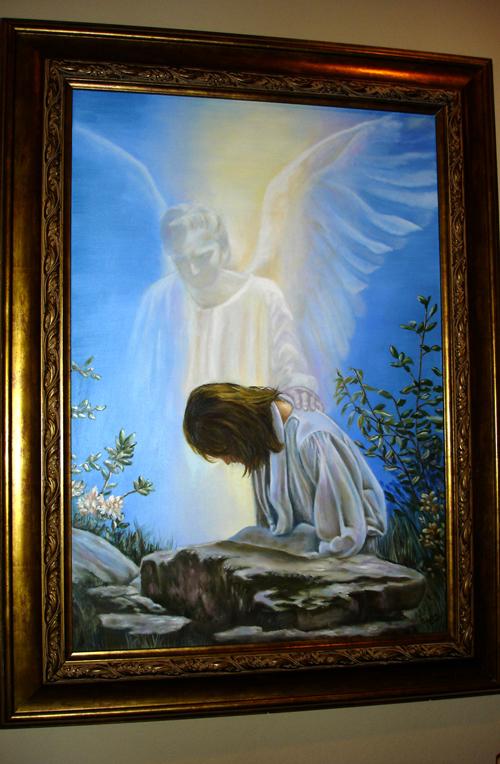 Jesus-Garden-Gethsemane-Painting