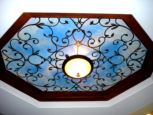 Sky-Ceiling-Wrought-Iron-Design