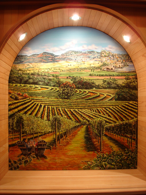 Vineyard-Wine-Cellar-Murals
